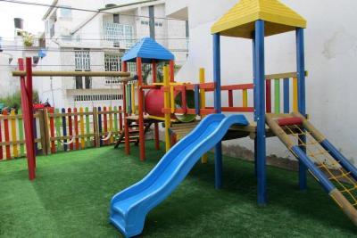 Parque infantil en Palermo contribuirá a la seguridad