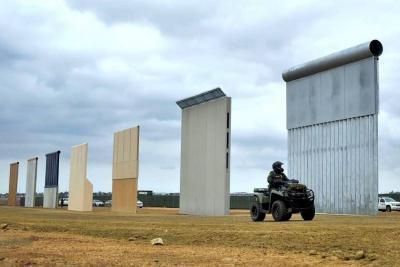 "Trump reitera que el muro será pagado ""directa o indirectamente"" por México"