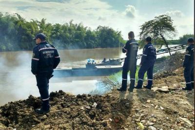 Hallan cuerpo del niño que habría sido lanzado por su padre al río Cauca