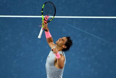 Rafael Nadal se cita con Diego Schwartzman en octavos de final del Abierto de Australia