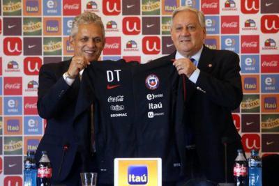 Reinaldo rueda ya es el técnico oficial de Chile