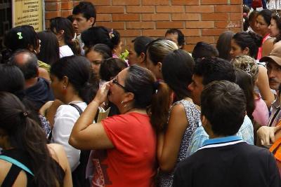 Atendieron queja de cobro indebido a una madre, en un colegio público de Bucaramanga