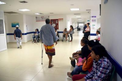 Hospital reactivó los servicios a Emdisalud