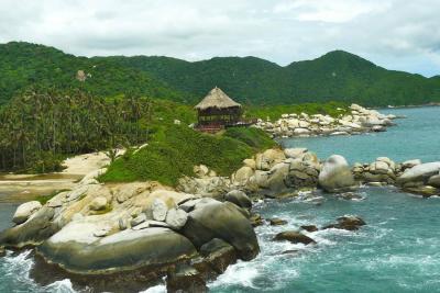 Parque Tayrona cerrará su ingreso por un mes