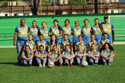 Botín de Oro, tercer mejor equipo del Pony Fútbol Femenino 2018