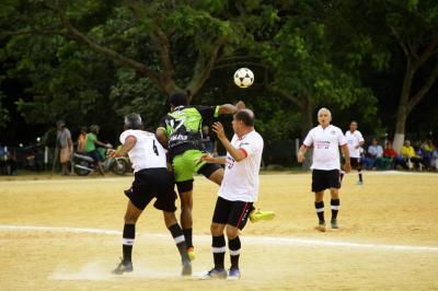 Selección San Gil ganó y asumió el mando del torneo