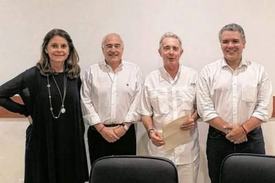 Coalición Pastrana-Uribe no habría llegado a acuerdo para definir candidato presidencial