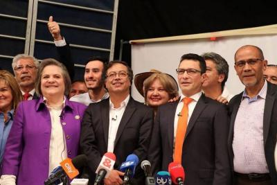 Clara López se aparta de la coalición con Petro y Caicedo