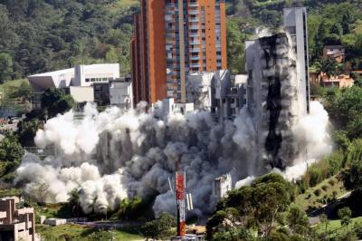 Estas son las condenas por el colapso del edificio Space