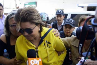 Polémica alférez de Floridablanca renunció a su cargo y sigue en la cárcel