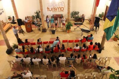 Instituto de Cultura y Turismo promueve escuela de música