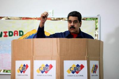 Habrá elecciones presidenciales en Venezuela antes de mayo