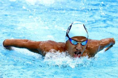 Santandereano Carlos Serrano fue nominado como deportista paralímpico del año de las Américas