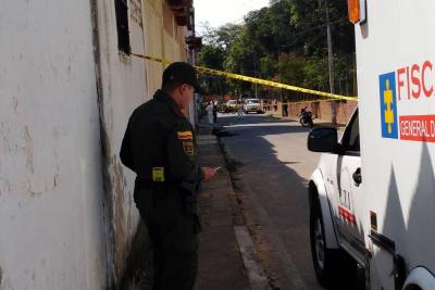 Así fue el homicidio de un modelo y su mamá en Bucaramanga