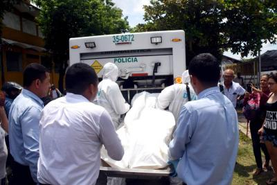 Asesinan a cuatro personas en la zona de frontera con Venezuela