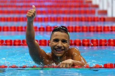 Santandereano Carlos Serrano es candidato a deportista paralímpico del año