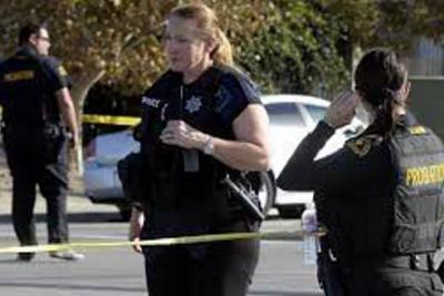 Dos muertos deja un tiroteo en una escuela de EE.UU.