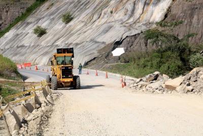 Isagén tiene que responder por el buen estado de la vía a Barrancabermeja: ANI