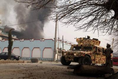 Estado Islámico se adjudica atentado contra Save the Children en Afganistán