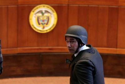 Juez definirá este jueves si avala el principio de oportunidad de Luis Gustavo Moreno
