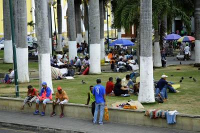Estudian la creación de un albergue para venezolanos en Bucaramanga