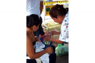 Menores venezolanos podrán completar su esquema de vacunación