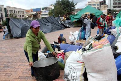 ONU denuncia desplazamiento masivo de familias en Córdoba