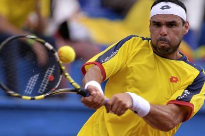 Alejandro Falla anunció que se retira del tenis