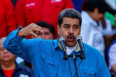 """Maduro dijo que oposición tiene """"la orden"""" de retirarse de las presidenciales"""
