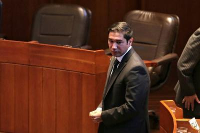 Luis Gustavo Moreno será devuelto a una guarnición militar