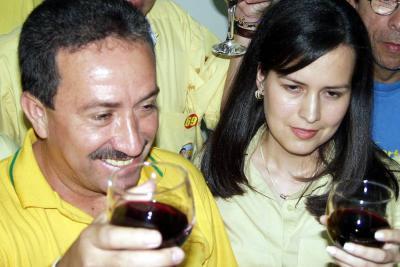 Procuraduría abrió indagación preliminar contra la esposa de Hugo Aguilar