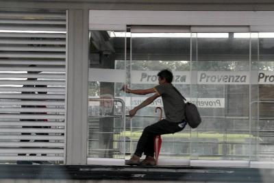 174 'comparendos' ha impuesto la Policía por  'colados' en Metrolínea