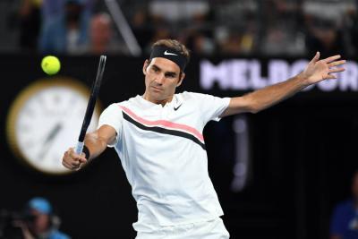 Roger Federer está en la final del Abierto de Australia