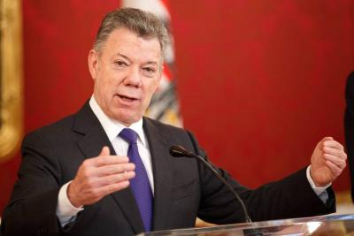 """Santos afirma que el proceso de paz es """"irreversible gane quien gane"""""""