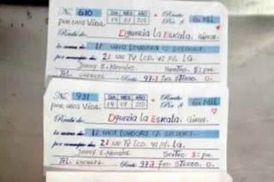 Un presunto venezolano está estafando con sorteos falsos