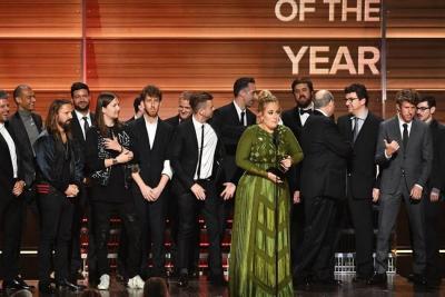 Después de 15 años, los Grammy
