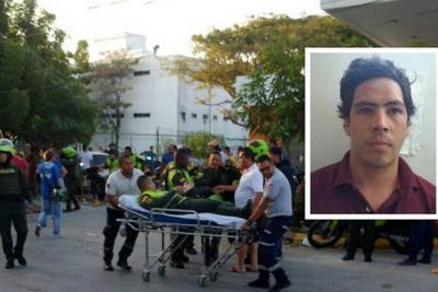Se conoció la identidad de uno de los presuntos autores del atentado en Barranquilla