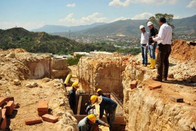 Ampliación de acueducto en sector de Carrizal va en 45%