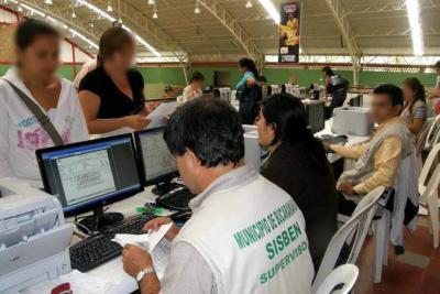 Desvincularon del Sisbén a 9 mil 875 personas en Bucaramanga