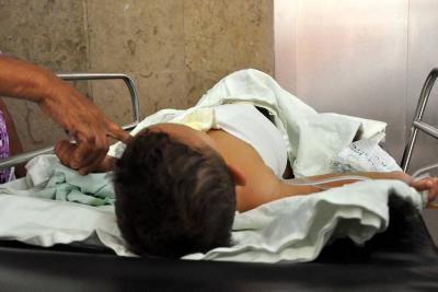 Dos hospitalizados por bacteria que infectó 120 niños en colegio de Bucaramanga