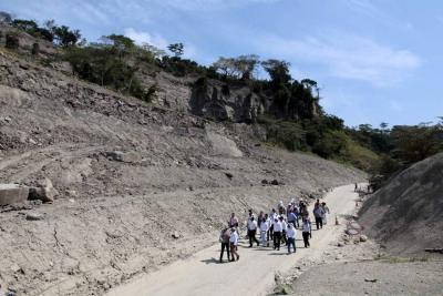 Informe técnico definirá las obras que realizará Isagén en la vía a Barrancabermeja