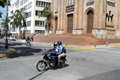 Vigilante falleció en un accidente de tránsito en Bucaramanga
