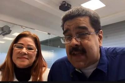 Nicolás Maduro utilizó Facebook Live y no pararon de criticarlo