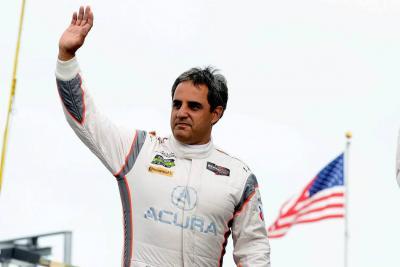 Juan Pablo Montoya fue décimo en las 24 Horas de Daytona