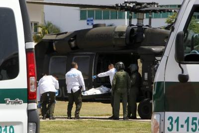 Tragedia de Policía Nacional se percibió en Bucaramanga