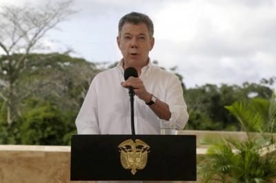Santos suspendió proceso de paz con el Eln