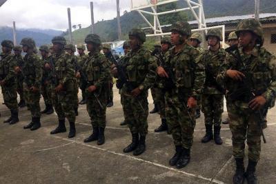 Gobierno afirma que la Fuerza Pública tiene capacidad de atacar arremetida del Eln