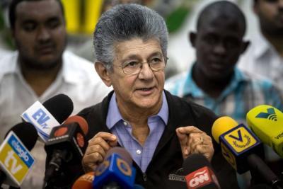 Oposición venezolana retomó el diálogo con el Gobierno de Maduro