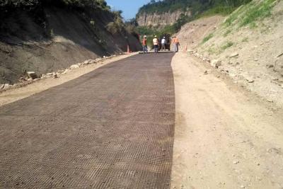 En la tarde de este lunes cerraron vía entre Bucaramanga y Barrancabermeja
