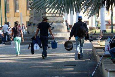 33 venezolanos ilegales fueron trasladados de Bucaramanga a la frontera